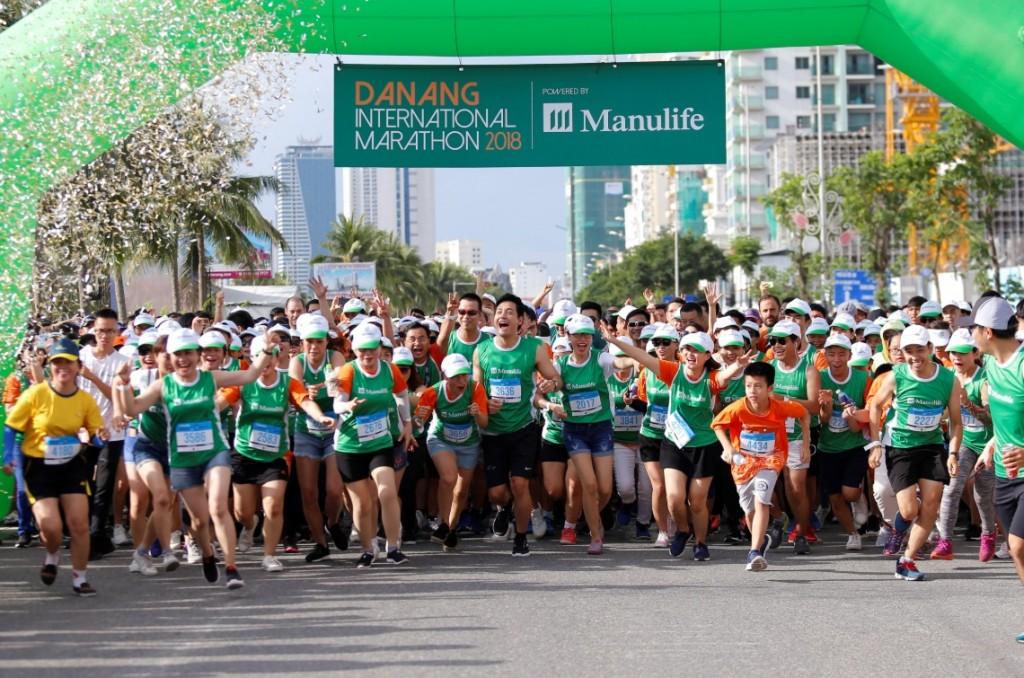 Run Danang - Manulife