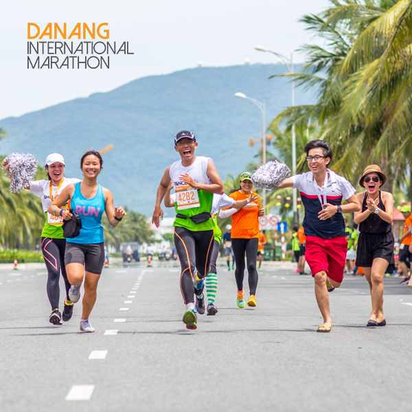 Nearly 7,000 runners participated in the Danang International Marathon 2020