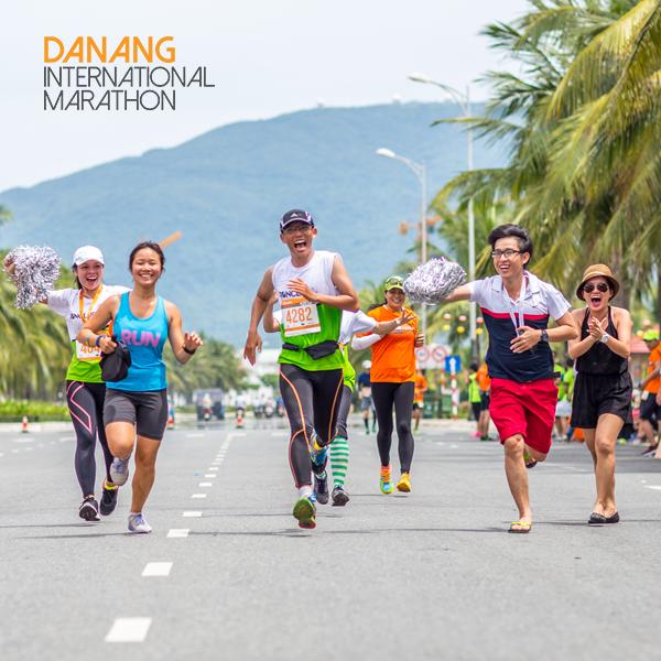 Gần 7.000 vận động viên tham dự Cuộc thi Marathon quốc tế Đà Nẵng 2020